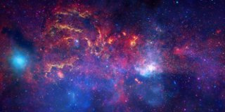Center of the Milky Way Galaxy (NASA, Chandra, 111009)