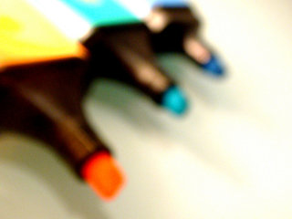 Colour Out of Focus