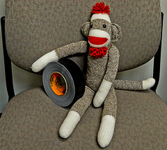 (Code) Monkey and some Duct Tape...