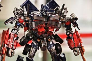 Optimus Prime, Transformers Toys