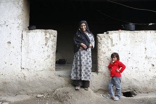 Women Baker In Badakhshan