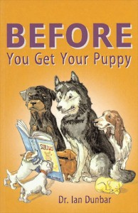BEFORE You Get Your Puppy book cover