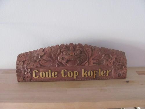 Code Cop Kofler