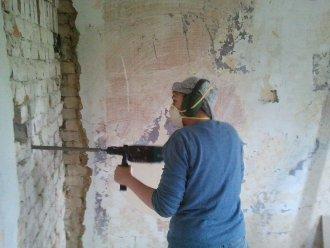 Demolishing The Brick Wall