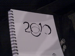 Devoxx 2010 Notebook